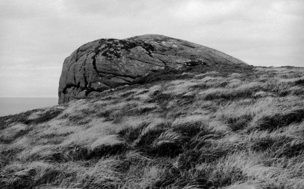 Headland rock