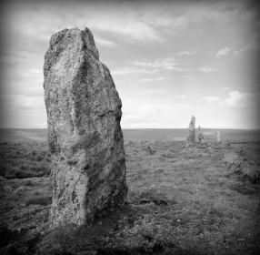 Standing stones, Dartmoor